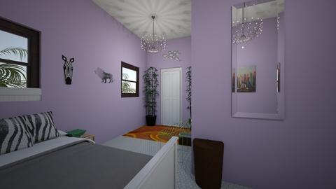 friday challenge 4 - Bedroom  - by jade gere