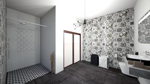 Bathroom - Modern - Bathroom  - by nikitah23