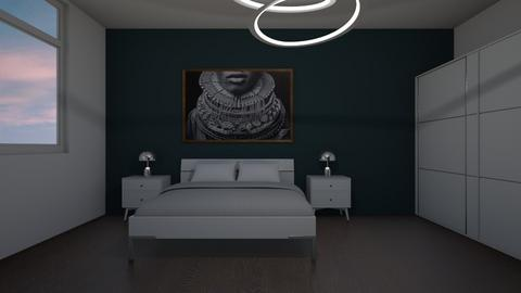 room - Minimal - Bedroom  - by yarno