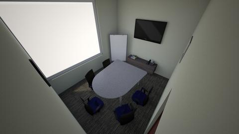 Conf Room 3 - Glamour - by Catherine N
