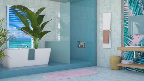 Vibes - Bathroom  - by yonvie