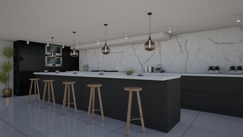 kiteden - Kitchen - by ne1b