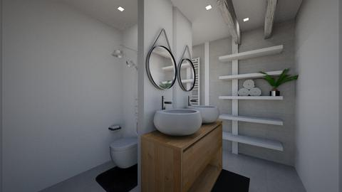 Badkamer Marion 2 - Bathroom - by designlover123