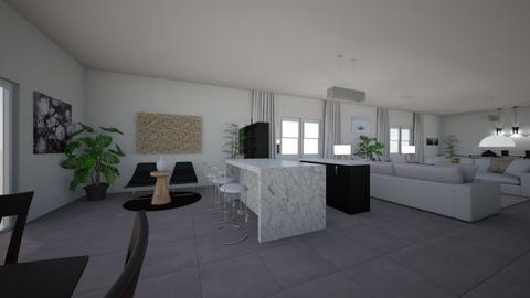 Living room_kitchenExtra - by ahowell