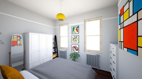 bedroom 7 - Bedroom - by elisapini02