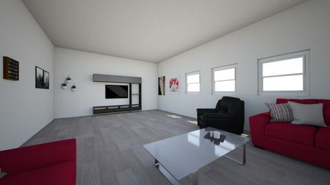 Red room - Living room  - by aparish5846