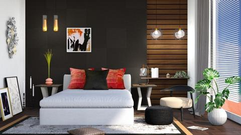 M_ Inez - Bedroom - by milyca8