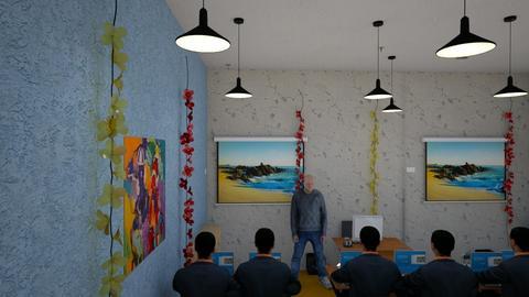 Audio visual room - Office  - by ellenClarke
