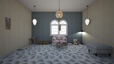 Kids room corner - Kids room  - by HUNARR HONESTY