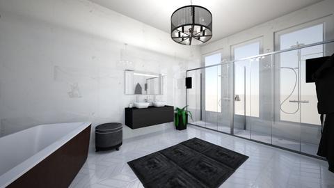 Bathroom - Bathroom  - by Martine Vang