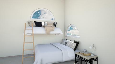 Ivory Bedroom - Bedroom  - by WhyIsGamora