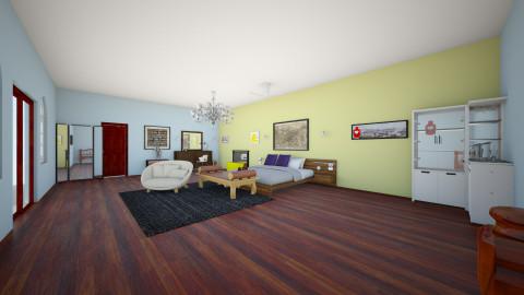 belle - Bedroom - by Emelyn Cristal Rosario