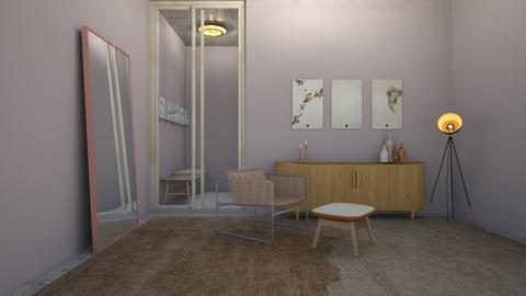 Room - Living room - by massa_camila
