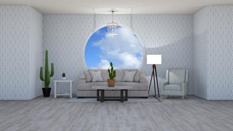 Cactus Living Room - Living room - by Intricate