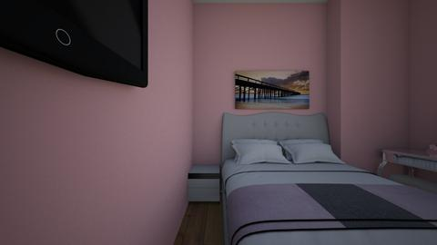 project2a - Modern - Bedroom  - by digitalblue