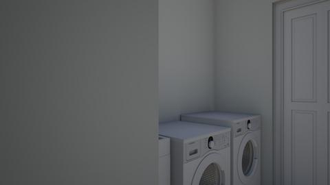 Twizel Laundry - Country - Bathroom  - by 8517