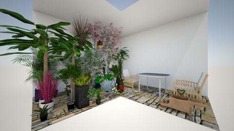 garden - Garden  - by BUKAJKO