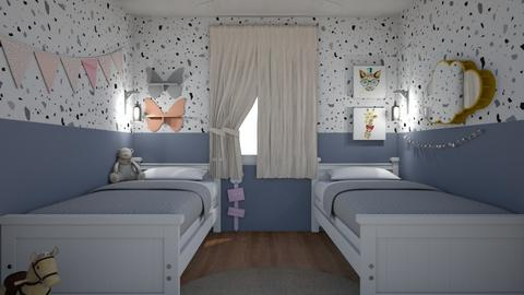 Lim kids room - Modern - Kids room  - by yaelbar