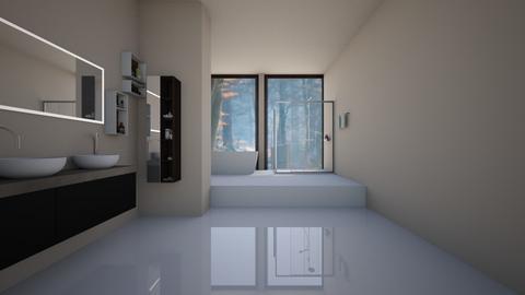 bathroom - Bathroom  - by hannahvondrachek