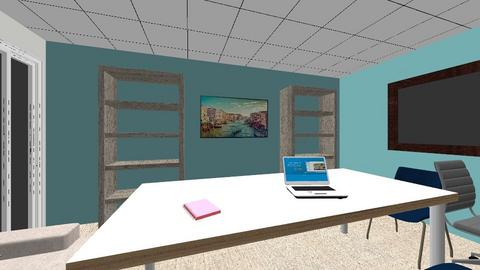 Meeting room - Office  - by rogerpz81