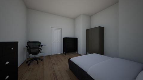 Bedroom Joseph Skees - Bedroom  - by skees25