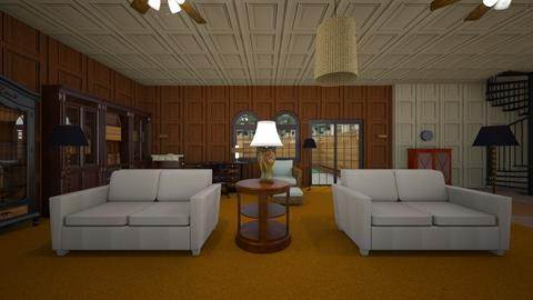 Library - Office  - by mspence03
