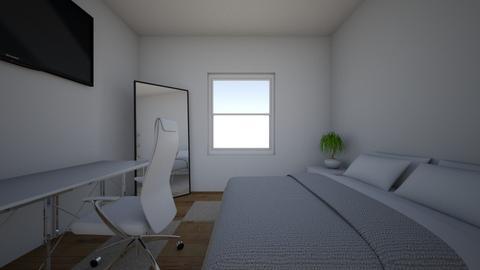 minimalist room - Minimal - Bedroom  - by Rhiyelle