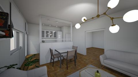magdykuchnia14_d - Living room  - by agasemrau