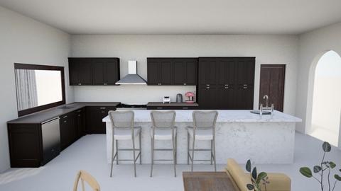 949 kitchen - by hannielf