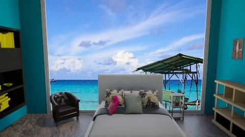 Beach Bedroom - Classic - Bedroom  - by CeeCee_