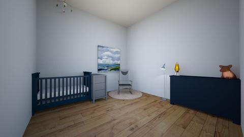 Aaron room - Kids room  - by saniaramani