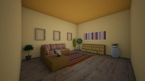 asdfghjk - Vintage - Living room  - by Lillian K