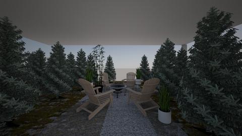 KF - Garden  - by ChristopherCole