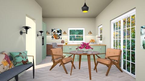 dream kitchen - Kitchen  - by LaCoune
