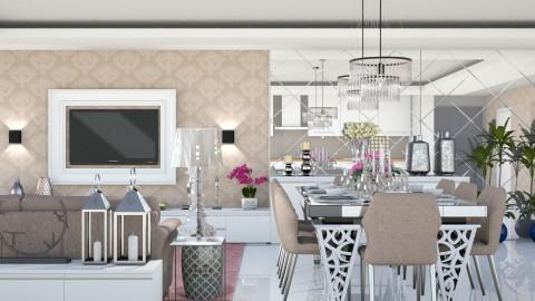 Venetiano - Classic - Living room  - by aletamahi