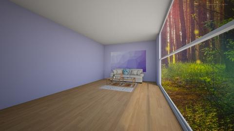 Windows - Living room  - by DanceUnicorn