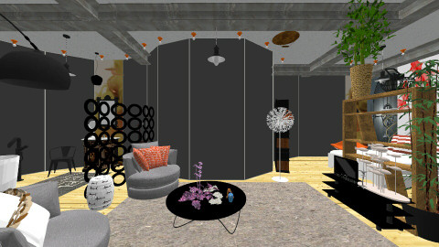 submarine suit - Eclectic - Bedroom  - by DMLights-user-982918