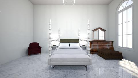 classic bedroom2 - Classic - Bedroom  - by jslyn