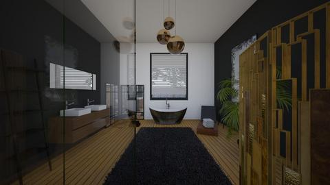 SoftLoft_Main bathroom2 - Bathroom  - by lovasemoke