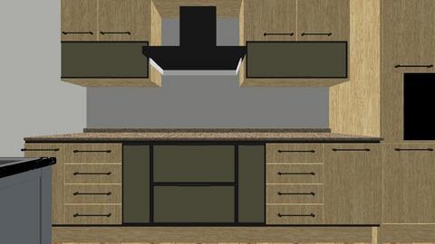 hhhh - Kitchen  - by mofadl