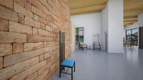 sala de estar - by michellit