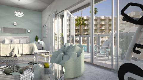 Ibiza - Living room  - by ZuzanaDesign