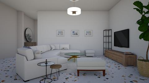 46 2 - Living room  - by Lia Malhi