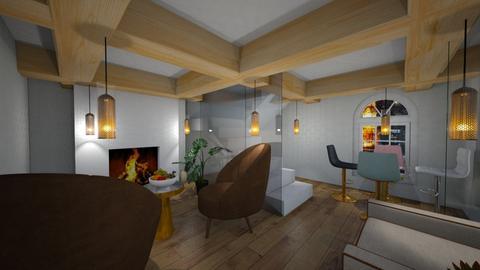 Modern Living - Modern - Living room - by Yui Soo