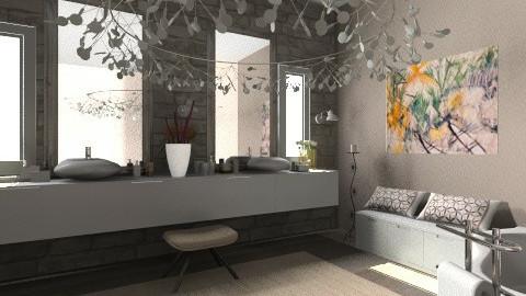 Unio - Modern - Bathroom  - by SariJo
