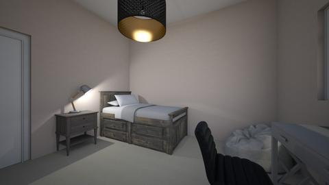 zozos room - Bedroom  - by lmm90