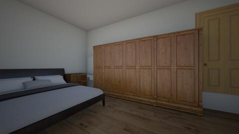 3RD FLOOR - Bedroom  - by ericcheng0506