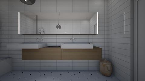 gocek - Bathroom  - by zozan