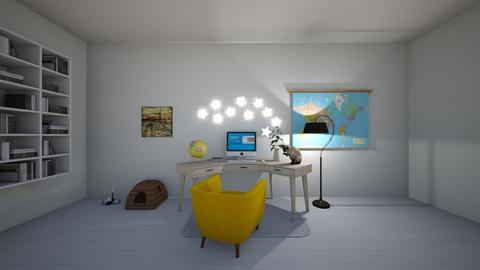 cu - Office  - by ana valentina maravilhosa