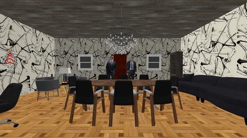 David Felipe Torres Barre - Modern - Office  - by David Felipe Torres Barrera